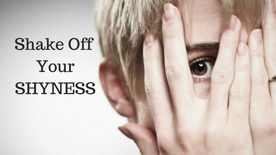 How to break out of your shyness